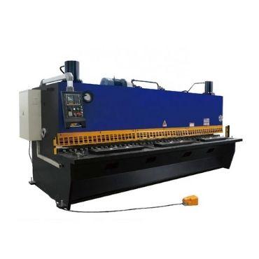 Hydraulic Press Metal Shear Cutting Machine for Steel Sheet