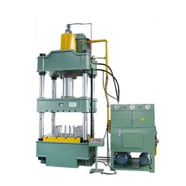 Four-Column Double-Movement Hydraulic Press for Sheet Metal Drawing