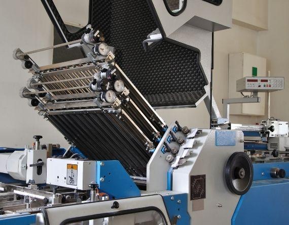 Sheet Grooving Machine