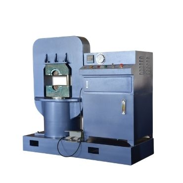Hydraulic Steel Wire Cable Swaging Machine