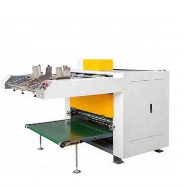 High Speed Solid Box Board V Grooving Machine