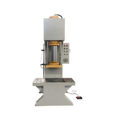 Hydraulic Press Hole Punching Machine /Bearing Stamping Swaging Press