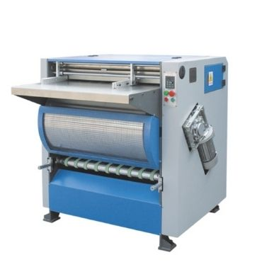 Mobile Phone Cover Paper Sheet V Groove Cutting Machine