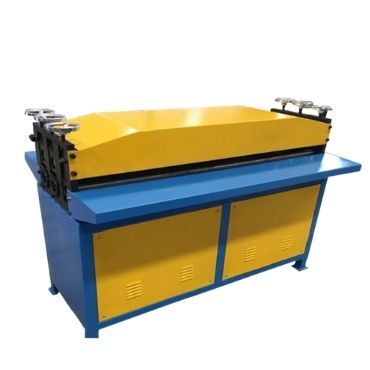 Metal Sheet/Duct Grooving Machine/Trimming Beading Machine