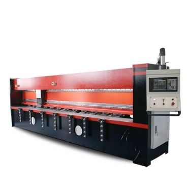 CNC Sheet Metal V Groove Machine Length from 4000mm to 6000mm