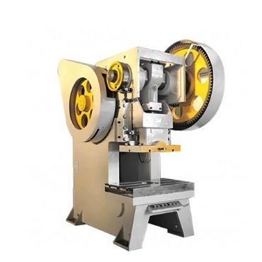 Workshop Sheet Metal Power Press Mechanical Punching Machine