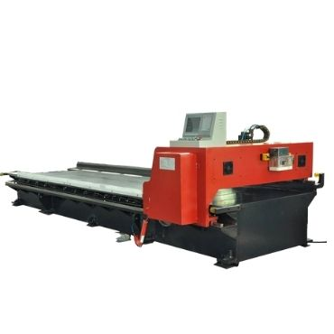 Hydraulic Stainless Steel Sheet V Grooving Machine