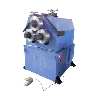 Automatic Hydraulic Metal Ring Spinning Machine
