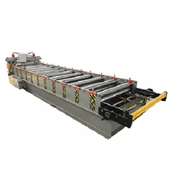 Metal Roofing Sheet Rolling Machine