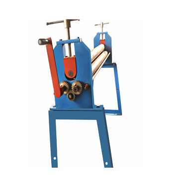 Hand-operated Sheet Metal Rolling Machine