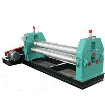 Semi-automatic Sheet Metal Rolling Machine