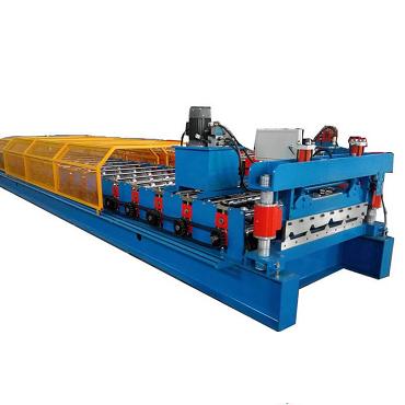 High-speed Sheet Metal Rolling Machine