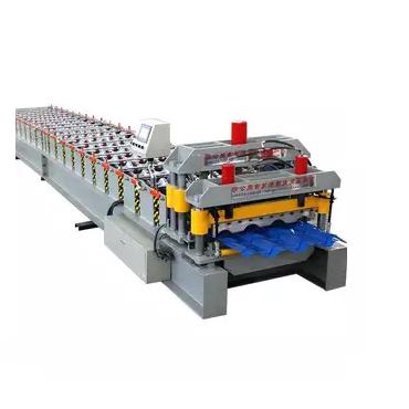 Galvanized Sheet Metal Forming Machine