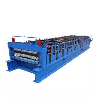 Iron Sheet Metal Roll Forming Machine