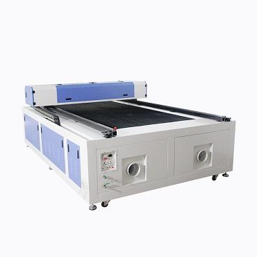 3 Sealed CO2 Laser Tube Sheet Metal Cutting Machine