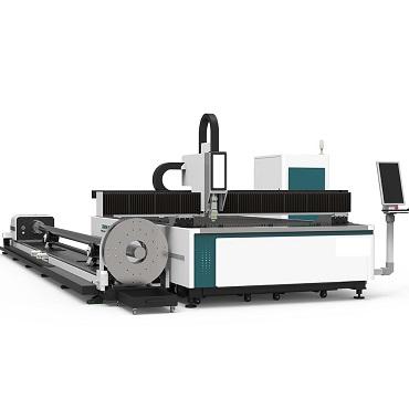 4 Fiber Laser Sheet Metal Cutting Machine
