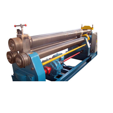 Automatic Metal Sheet And Plate Rolling Machine