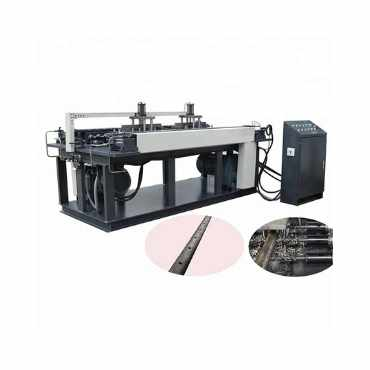 Multi-spindle drilling machine for Scaffolding Pipes