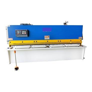 6 Fully Automatic Sheet Metal Cutting Machine