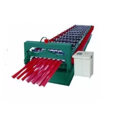 Trapezoidal Sheet Metal Forming Machine