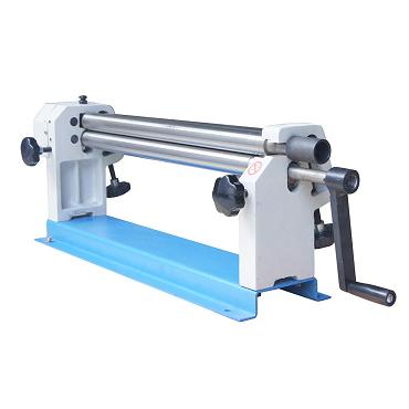 Sheet Metal Slip Rolling Machine