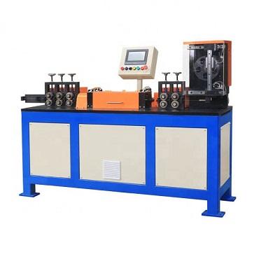 7 Sheet straightening machine