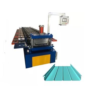 Standing Seam Sheet Metal Forming Machine