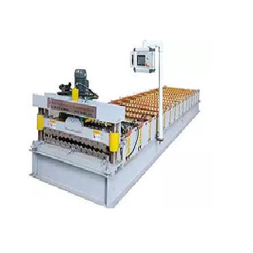 Corrugated Sheet Metal Forming Machine