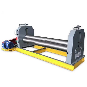 Galvanized Sheet Metal Rolling Machine
