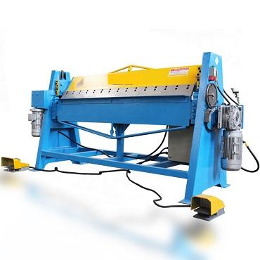 9 Sheet Metal Folding Machine