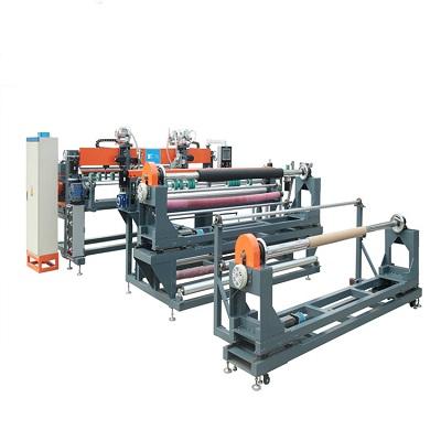 Air PVC Reinforced Flexible Ducting Making Machine