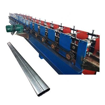 Auto Flat oval duct fabrication making machines
