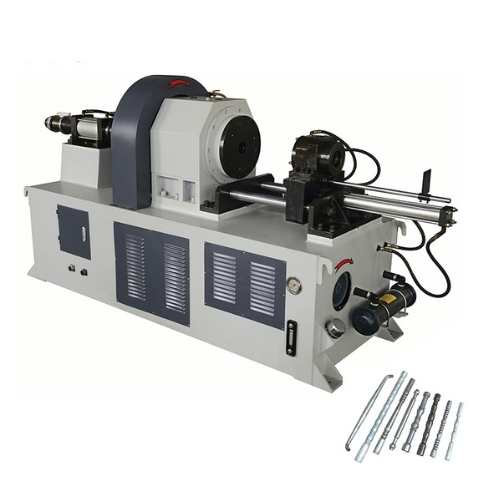 Auto Taper Pipe End Forming Machine