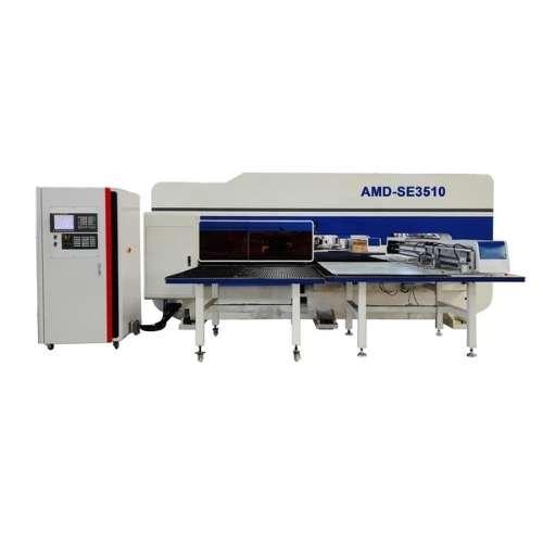 Automatic CNC Turret Punch Press Hole Punching Machine