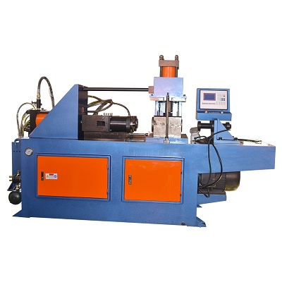 Automatic Hydraulic Pipe End Flanging Machine