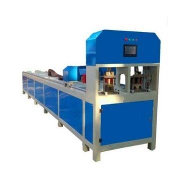 Automatic Tube Punching Machine