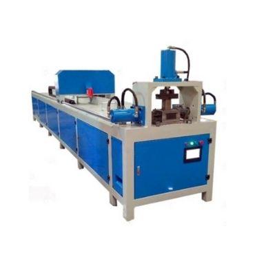 CNC Hydraulic Tube Punching Machine