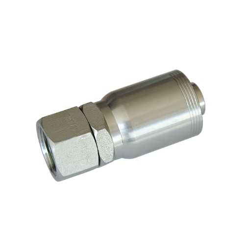 Carbon Steel Hydraulic Hose Fitting in China
