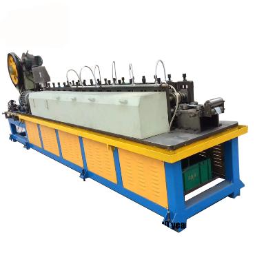 Custom Metal Pipe Twisting Machine