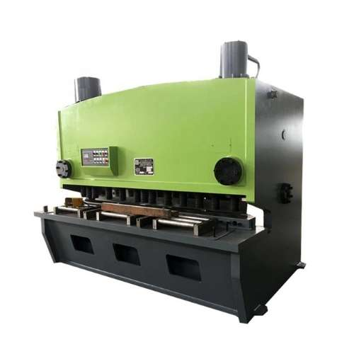 Electric Hydraulic Small Shearing Machine