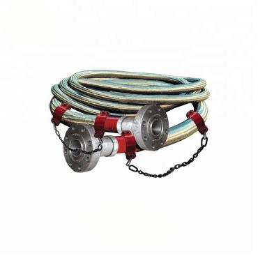 Flexible Hydraulic Rubber Hose
