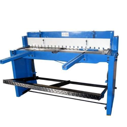 Foot Operated Pedal Shearing Machine