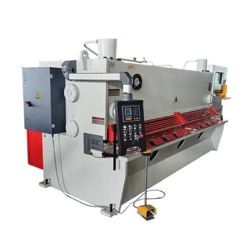 Fully Automatic Sheet Metal Shearing Machine