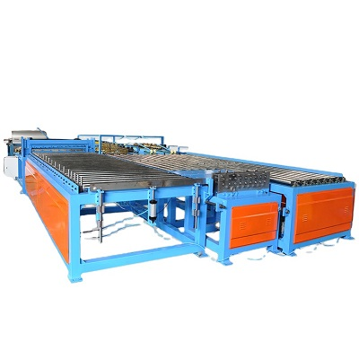 Fully automatic U shape Air Duct Production Line