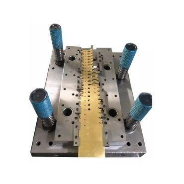 High Precision Sheet Metal Stamping Machine