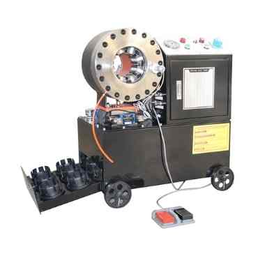High-Pressure Hose Crimping Machine