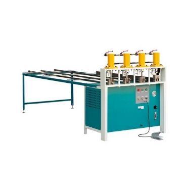 High Speed Tube Punching Machine