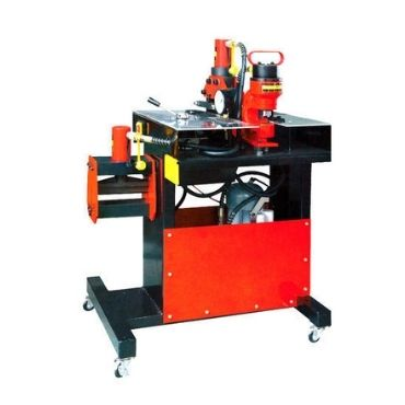 Hydraulic Pipe Molding Machine