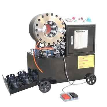 Hydraulic Press Ferrule Crimping Machine