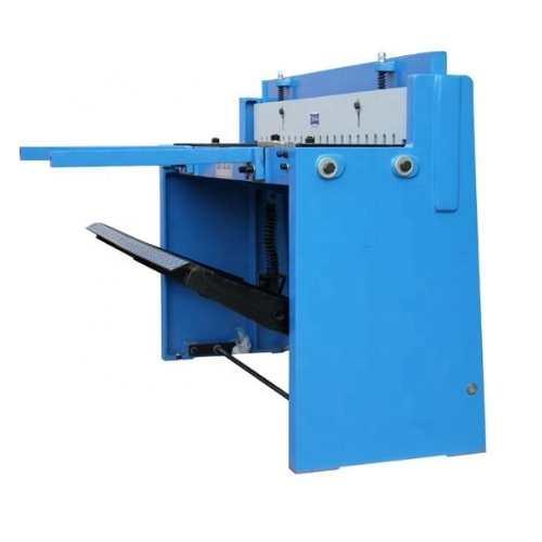 Manual Foot Sheet Metal Shearing Machine